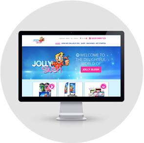 Jolly slush portfolio