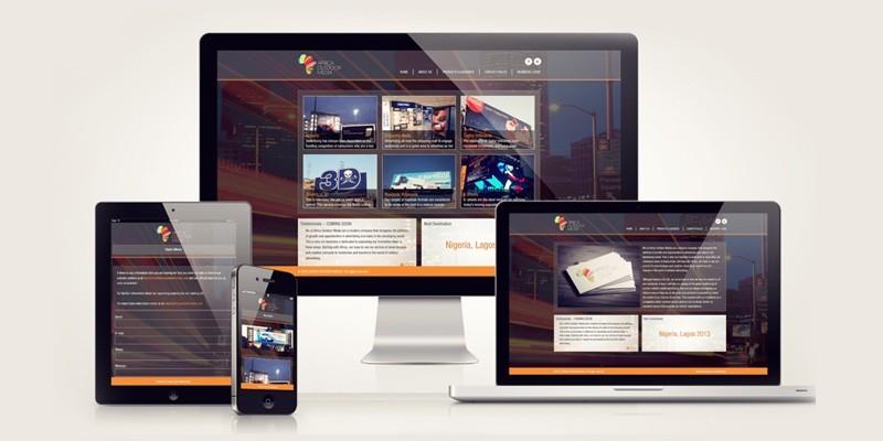 Mobile or responsive design